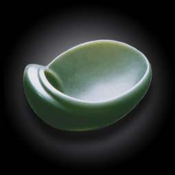 Peter Schilling.'Carved Jade Shell'